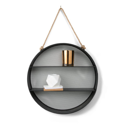 Round Metal Wall Shelf Kmartnz