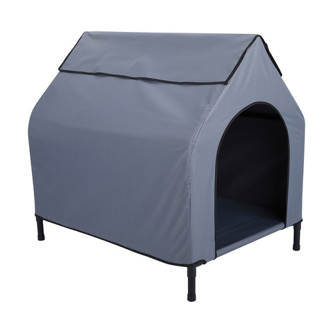 Canvas Dog Kennel Large Kmartnz