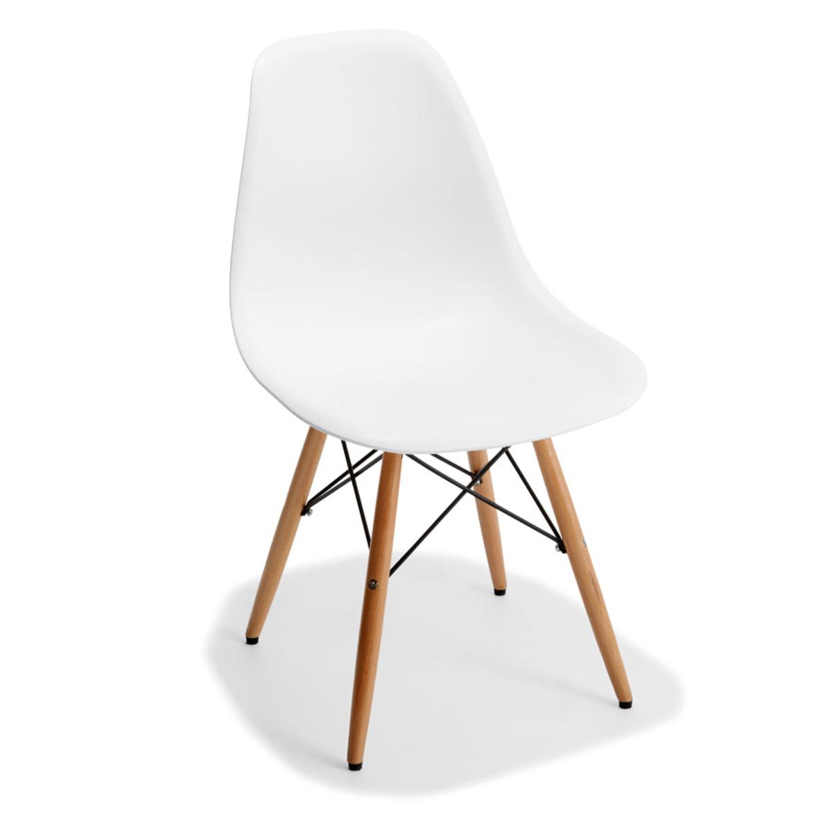 White dining chair kmartnz