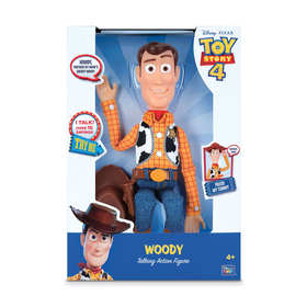 Disney Pixar Toy Story 4 Woody Talking Action Figure