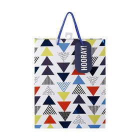 Triangle Gift Bag Large