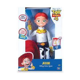 Disney Pixar Toy Story 4 Jessie Talking Action Figure