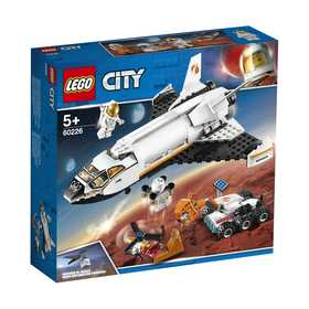 LEGO City Space Port Mars Research Shuttle - 60226