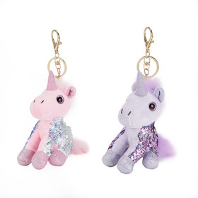 Unicorn Keyring - Assorted
