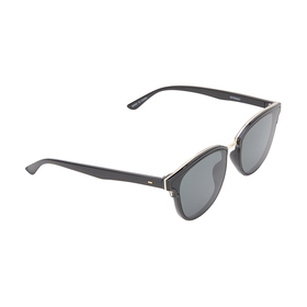 Round Cat Eye Frame Sunglasses