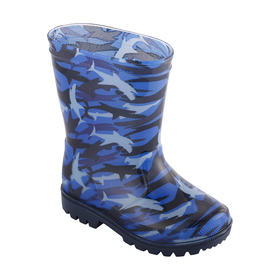 Printed Rainboots