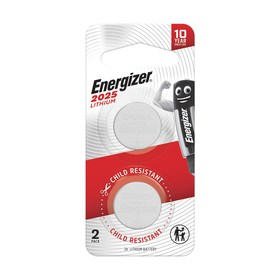 Energizer 2025 Batteries - 2 Pack