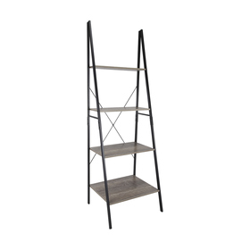 Industrial Ladder Bookshelf
