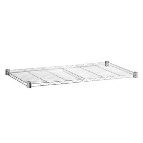 91cm x 46cm Shelf for Chrome Shelving Unit