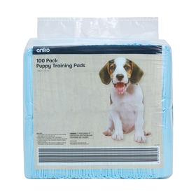 100 Pack Puppy Training Pads 56cm x 56cm