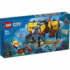 LEGO City Oceans Exploration Base - 60265