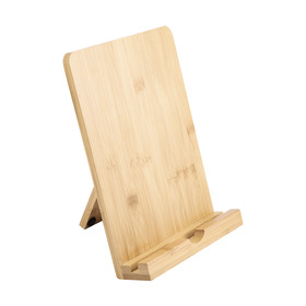 Bamboo Tablet Holder