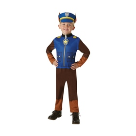 Paw Patrol Chase Classic Costume - Ages 3-5