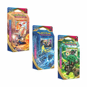Pokemon Trading Card Deck:  Sword  & Shield Expansion - Assorted