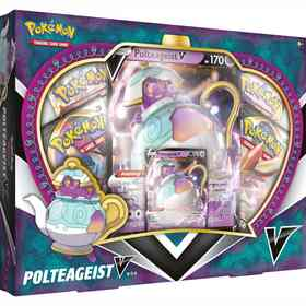 Pokemon Trading Card Game: Polteageist V Box