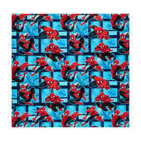 Spiderman Gift Wrap Roll
