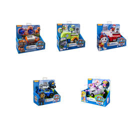 Paw Patrol Vehicle and Pup - Assorted