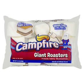 Campfire Giant Roasters Marshmallows 340g