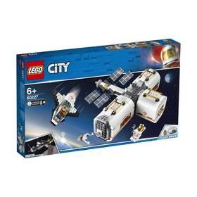 LEGO City Space Port Lunar Space Station - 60227