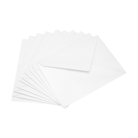 10 Pack Pearl Envelopes