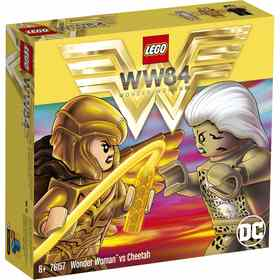 LEGO DC Comics Super Heroes Wonder Woman vs Cheetah - 76157