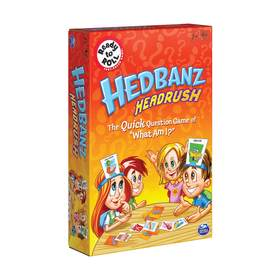 Ready To Roll - Hedbanz Headrush Game